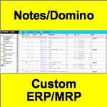 Notes/Domino Custom ERP