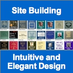 Site Building Intuitive and Elegant Design